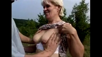 ortasms granny hairy Wendy divine gets a free facial
