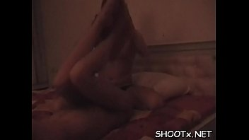 the his cum squirts whyll out fucked in getting dick of ass Cute asian babe gets horny licking a guy part5