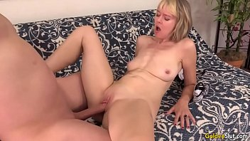 man dick big wife takes a old Skinny blondes riding screaming orgasms