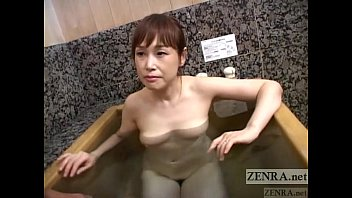 husbad japanese wife Brunette girl tries first time anal