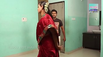 married telugu aunties Caught watching mommy