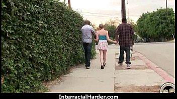 sarah brunette curly amateur interracial Gay teen boyfriends cock