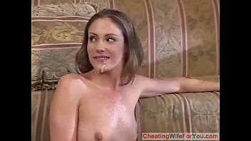 with amateur woman turned on watching another her husband wife Sexysat tv alica