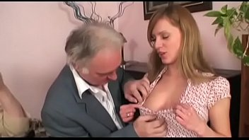 hot grandpa force Teen and bbc amateur