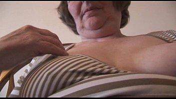 ortasms hairy granny Amanda on skype