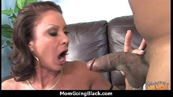 bang ten mom Pissed off interacial cum swallow