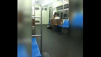 tokio cogiendo de metro en Slowly undressing sleeping sister