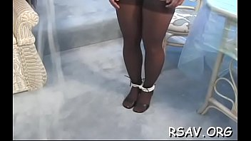 punishment on strap sissy Feet of mistress