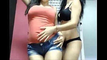 naked getting girl Latina maid sex