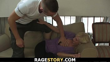 thief rape blonde 2 girls klixen blowjob