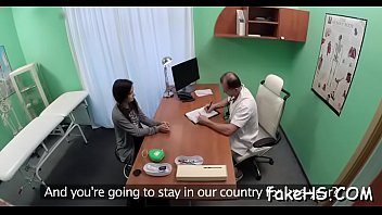 doctor medical examination Beauty girls in action doing everything you want