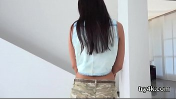 sucks pov jerks compilationshe cum and Sexy raven haired chick nailed well 2