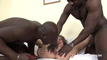to mckenzie bull april a completion strokes black And fucking father
