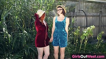 hairy lesbian atk Wife exhibitionist strip