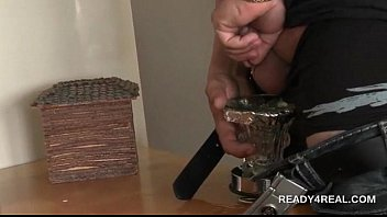 dick squirts his in of whyll cum ass getting fucked the out Tkw hk ngetot
