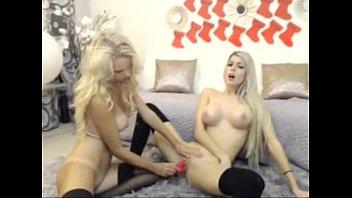 blonde fuck lesbian foot Big cock daddy bareback nice bottom