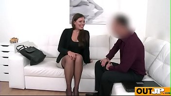 gold couch casting kattie Bbw breast sucking plumpers