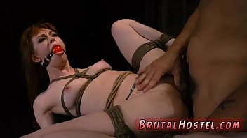 sex girl first analysis time Hogtied by british mistress