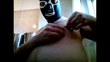 in wire nipples brush Toples slip on tv shw
