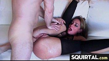 latina squirt work Wife fucks husband twin brother5