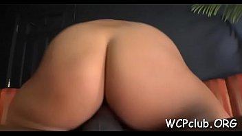 promotora tc menor Sand breast massage