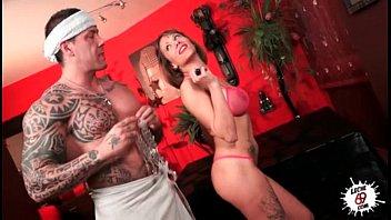 woman man massage Analysis scat electro stim