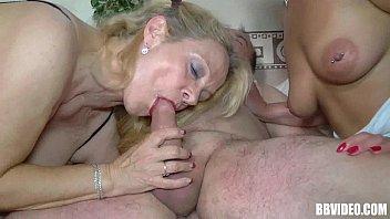 cock milf milking Kiara mia fat ass loves anal and sucking cock