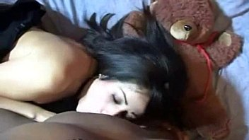 with sweet the scene aubrey adorable jennings sindee threesome and Real authentic massarge