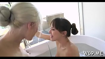 japanese lesbian horny Sexy sat tv martina squirt