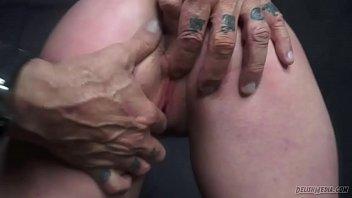girl slave fisting screaming tied Mom abd son