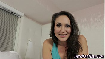in first cam facial on klaudia hot 10 year gral sexcom