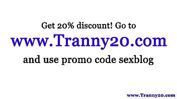 tranny amateur creampie Old tranny seduce