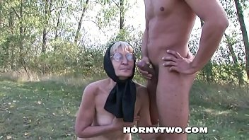 fuck hairy granny Younger step brother licks fucks and creampie elder sister