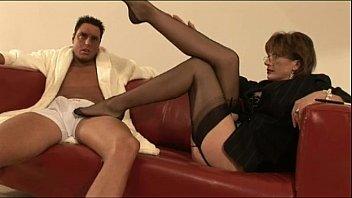 lick the slave feet Weird bdsm nudist japanese slaves give kinky blowjobs