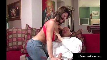 deauxma ashlee chambers iterracial Milf s handjob 3