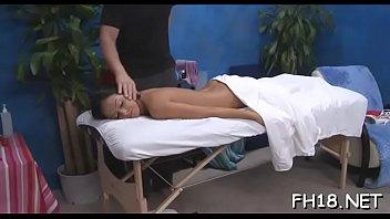 massage hot school girl breast 18yr old ebony teen w huge 34dd tits takes big facial