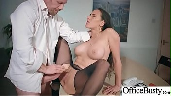 whore office busty Grope dick forced hump