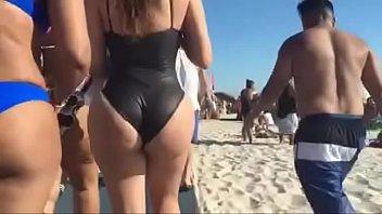 butt voyeur big group shower Big tits asian blowjob