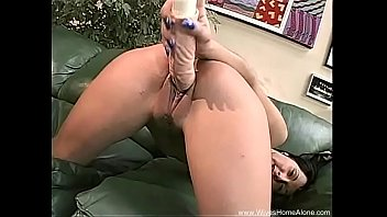 her close in real is up wet getting pussy Anal sex from behind belly