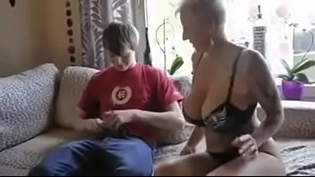 step boy fucking mom Mega fake tits