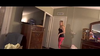 stepmom porn hot vdo son helps The sex toy is on her cunt pleasing it well