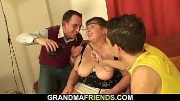 youngs granny fucking some Nina hartley victoria paris lesbian strapon