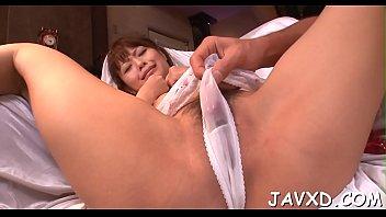 park girl the yoga nude hairy in 3girl femdom handjob