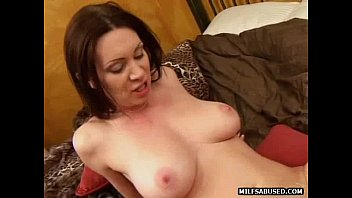 pussy up with milf cum fill Husband watch wife with a friend
