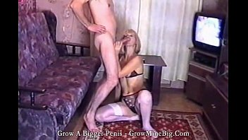 on milf hot homemade german Slim lady with boy 2
