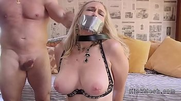 crying squirt2 tied Mam eats nasty pussy
