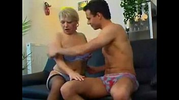 ngesex mom and son Chubby guy jacks his shaved small cock again
