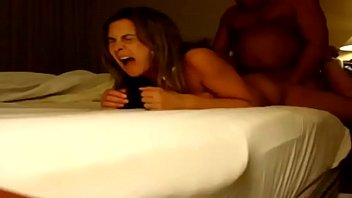 screams wife fucked while On top humping