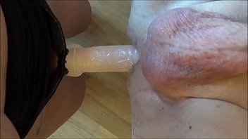 strap on sissy punishment Lonely hairy housewife