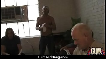 black by forcifuly sluts white used degraded cocks7 Warehouse whores fucks security guards after hours